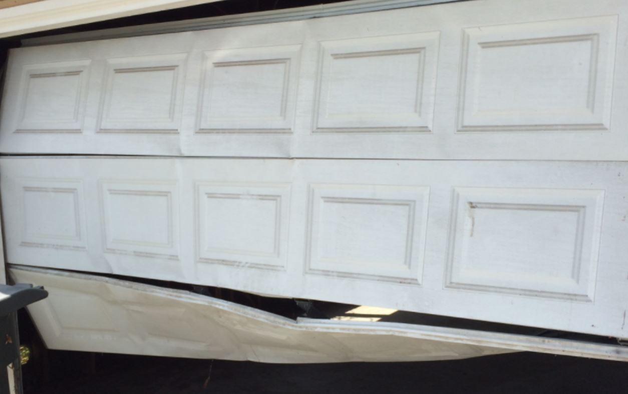 a1 garage door panel repair sierra vista pro garage door service - Garage Door Panel Replacement